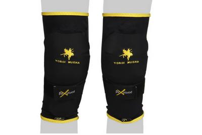膝のプロテクター