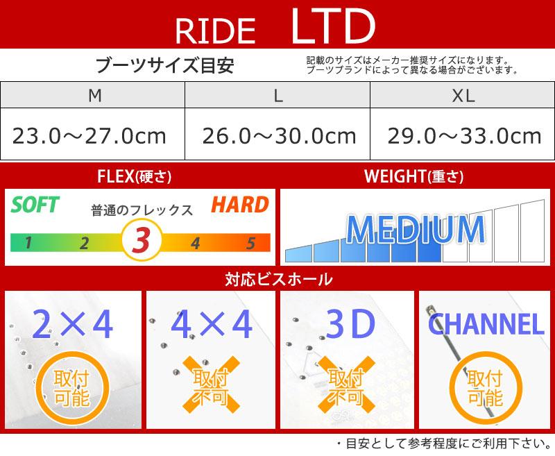 ライド(ride)ビンディングのおすすめ3選!!15