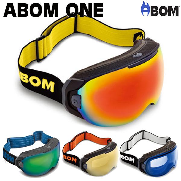 ABOM(エーボム) ゴーグル one「口コミ」