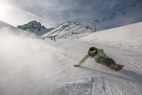 スノーボードのディレクショナル板とは??