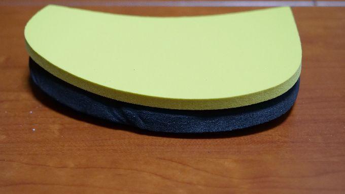 スノボ初心者が知っておくべきおしりパッドの素材