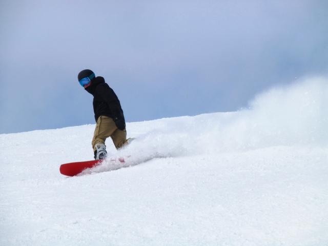 そもそもスノーボード・スキー簡単なワックスだけど絶大って??