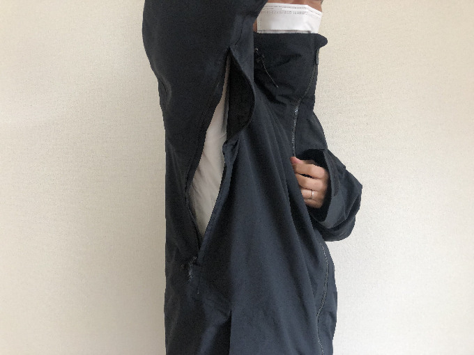 バートンakウェア「CYCLIC」のレビュー!!10
