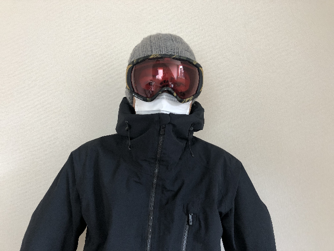 バートンakウェア「CYCLIC」のレビュー!!