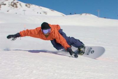 スノボ初心者・滑り方「これだけは覚えておこう」