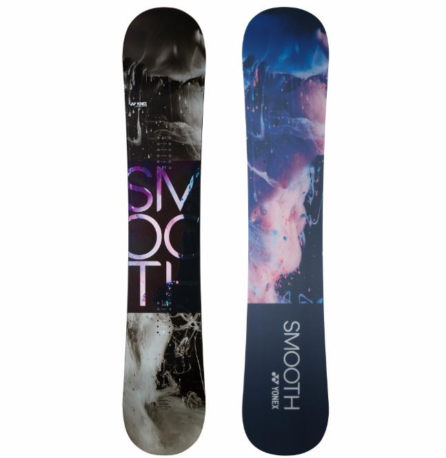 5.「スノーボード・カービングにおすすめ板その④」YONEX-SMOOTH