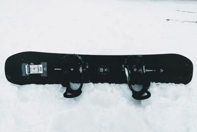 7.「スノーボード・カービングにおすすめ板その⑥」バートン・カスタムX