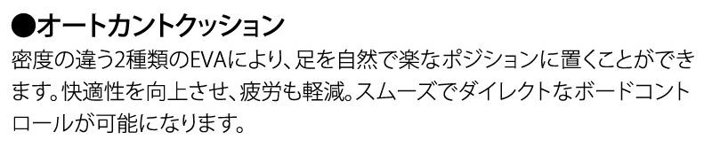 バートン・アイオン (Ion )評価⑥【クッション】②