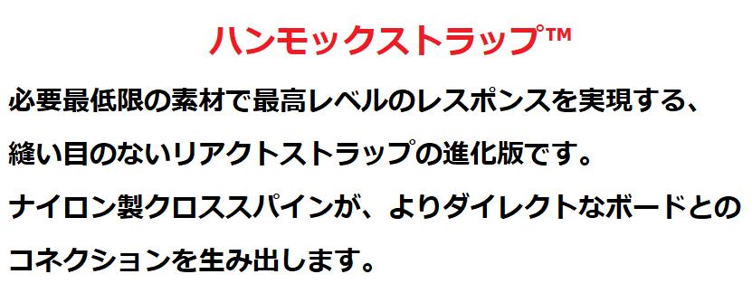 「バートン・ジェネシス(BURTON ・GENESIS)」スペック評価6