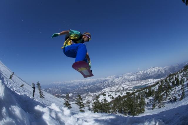 山籠りバイトをスノーボーダーにおすすめする理由