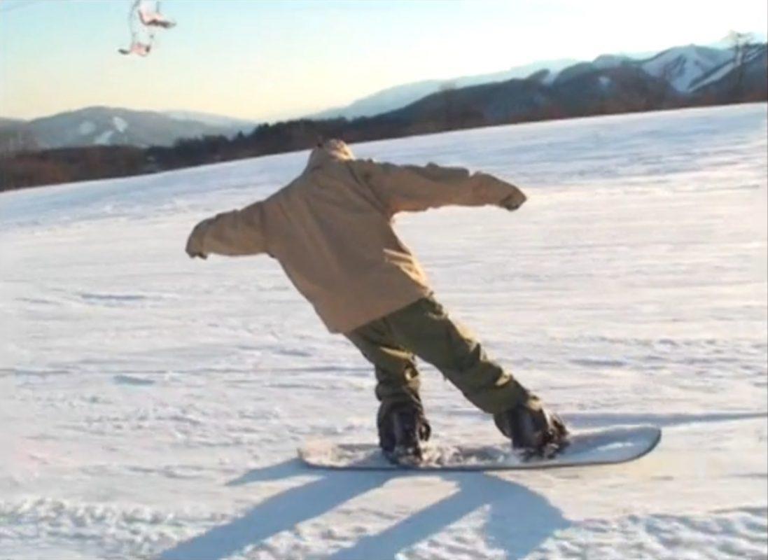 スノーボードのグラトリが上手くなるコツ
