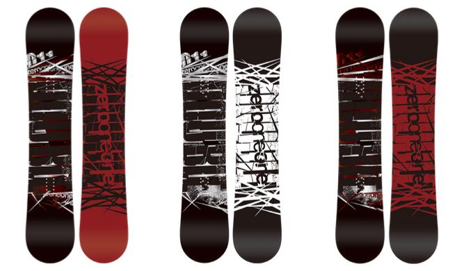【スノーボード 柔らかい板・おすすめランキング】5