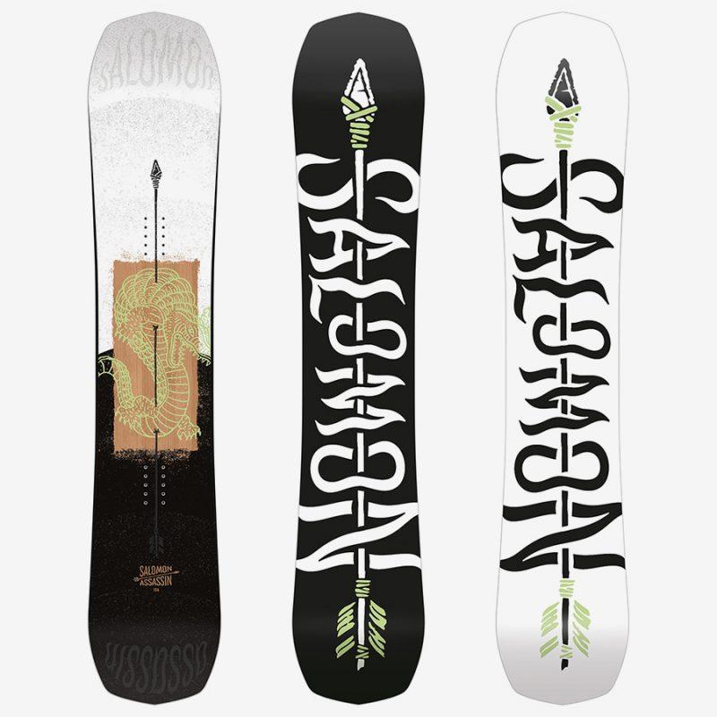 【スノーボード・サロモン板 おすすめ】1