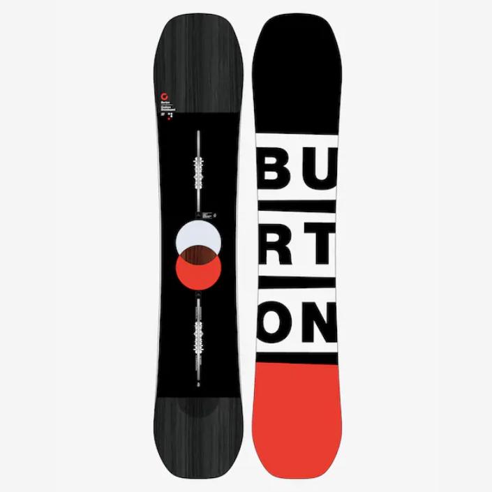 バートン(Burton)板の種類1-1