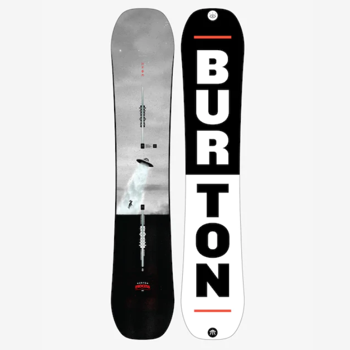 バートン(Burton)板の種類4