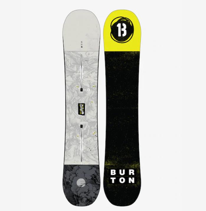 バートン(Burton)板の種類11