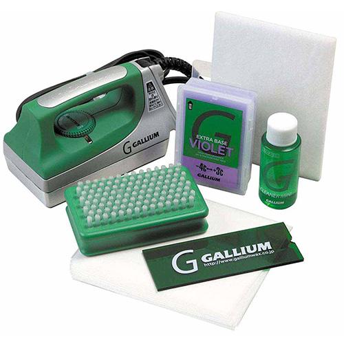 ガリウム ワックス・セットの道具の使い方を覚えよう!!